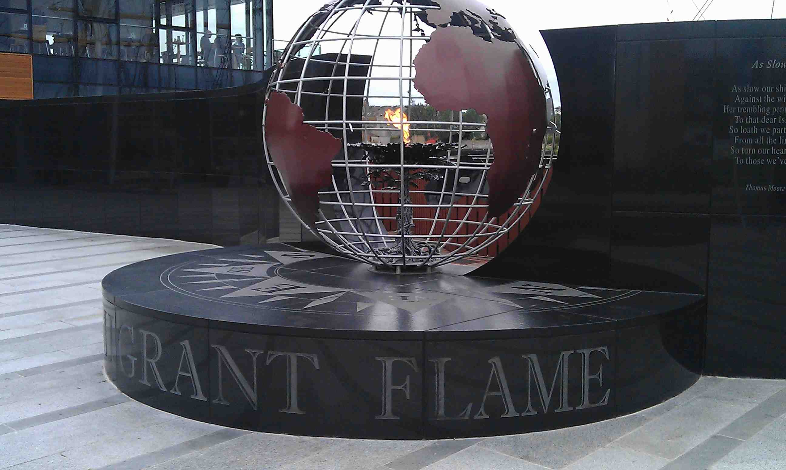 emigrant flame 2