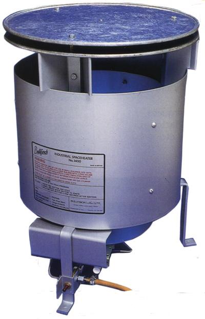 Bullfinch Gas Heaters